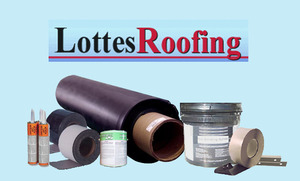Epdm Rubber Roof Roofing Kit Complete 500 Sq Ft Ebay