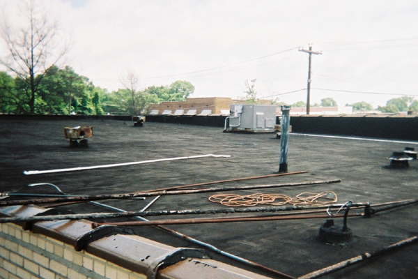 Lottes Roofing | 60 mil EPDM rubber roofing