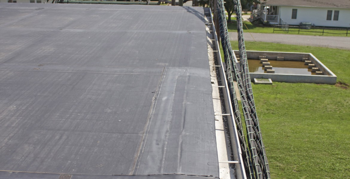 Rubber roofing membrane suppliers