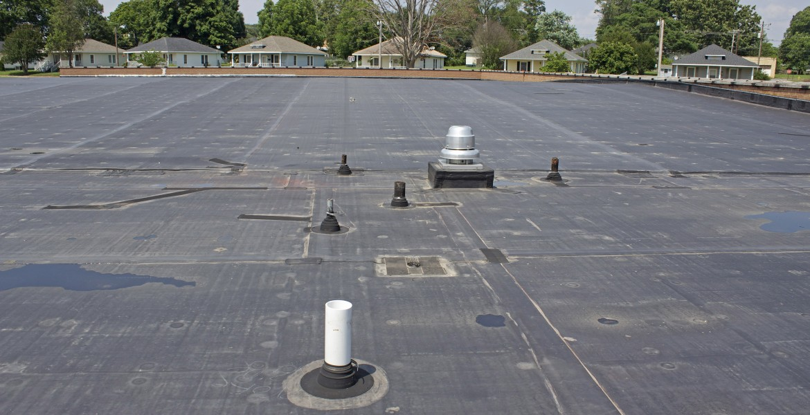 epdm rubber roofing for sale | Lottes Roofing