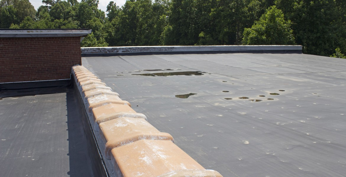 45 MIL EPDM rubber roofing | Lottes Roofing