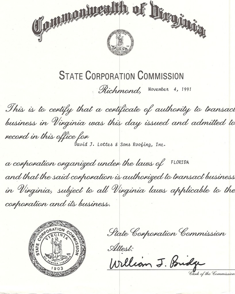 Mission And Certifications